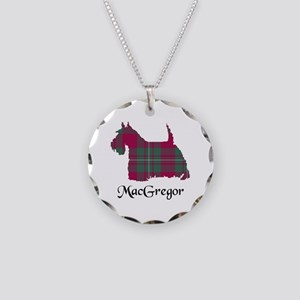 Terrier - MacGregor Necklace Circle Charm