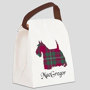 Terrier - MacGregor Canvas Lunch Bag