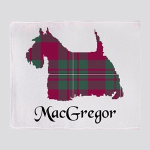 Terrier - MacGregor Throw Blanket