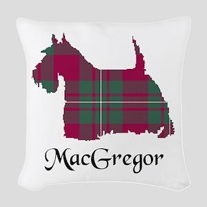 Terrier - MacGregor Woven Throw Pillow