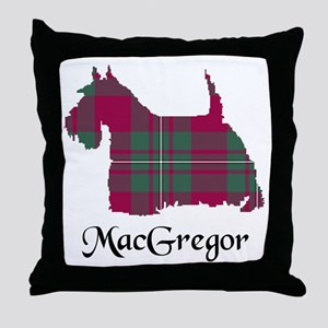Terrier - MacGregor Throw Pillow