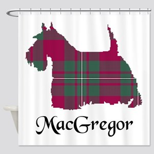 Terrier - MacGregor Shower Curtain