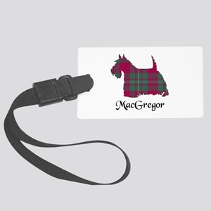 Terrier - MacGregor Large Luggage Tag