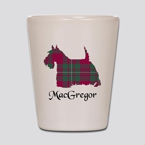 Terrier - MacGregor Shot Glass
