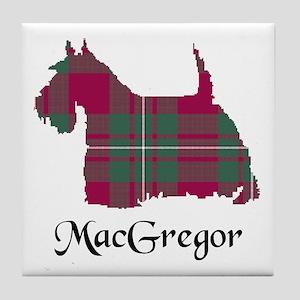 Terrier - MacGregor Tile Coaster
