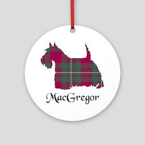 Terrier - MacGregor Ornament (Round)