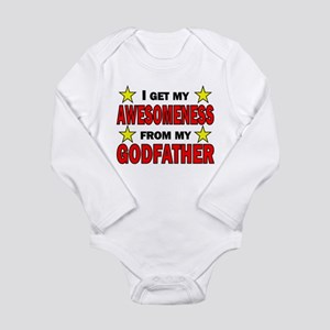 Awesomeness From My Godfather Body Suit