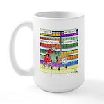 Food Free Food Large Mug