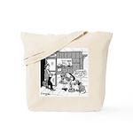 It's a Dog Eat Dog World Tote Bag