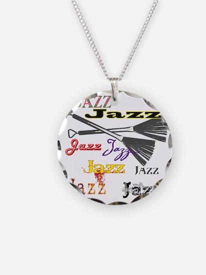 Jazz Brushes Necklace