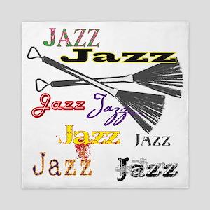 Jazz Brushes Queen Duvet