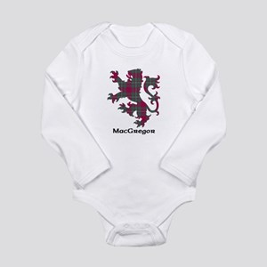 Lion - MacGregor Long Sleeve Infant Bodysuit