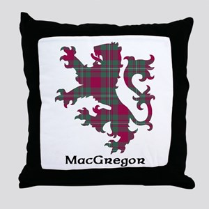 Lion - MacGregor Throw Pillow