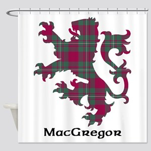 Lion - MacGregor Shower Curtain