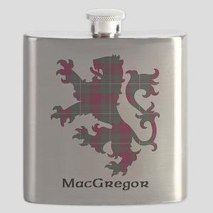 Lion - MacGregor Flask