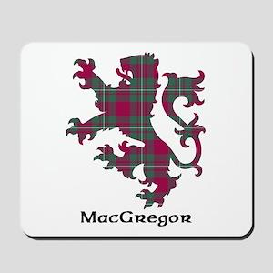 Lion - MacGregor Mousepad