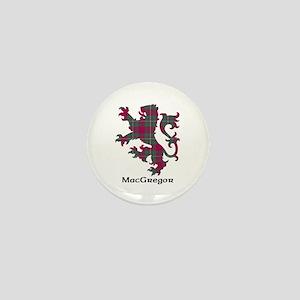 Lion - MacGregor Mini Button