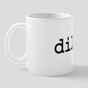 dildo. Mug