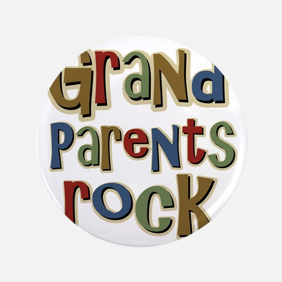 "GrandParentsRock 3.5"" Button"