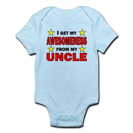 Awesomeness From My Uncle Body Suit