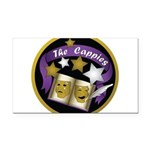 Cappies-ColorLogo.png Rectangle Car Magnet