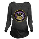 Cappies-ColorLogo.png Long Sleeve Maternity T-Shir