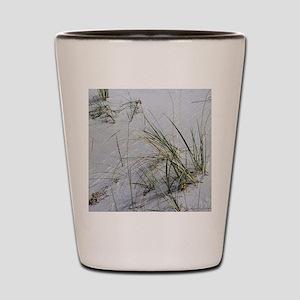 Beach001 Shot Glass