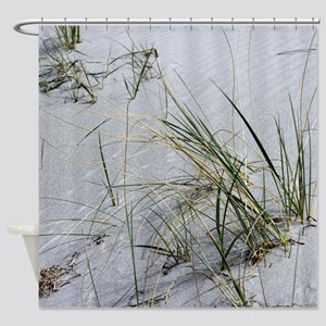 Beach001 Shower Curtain