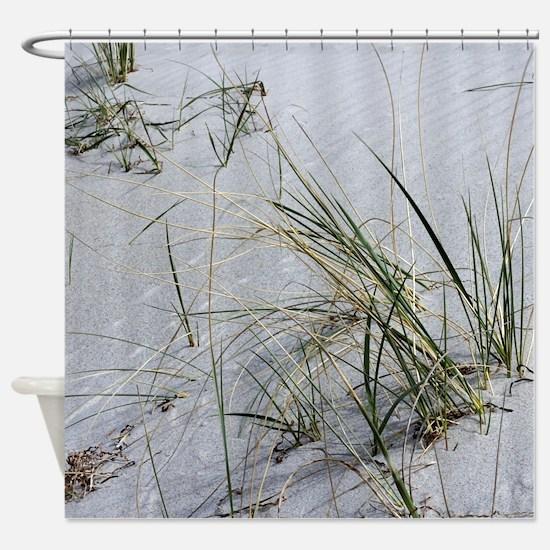 Beach001 Shower Curtain