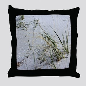 Beach001 Throw Pillow