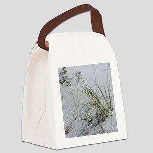 Beach001 Canvas Lunch Bag