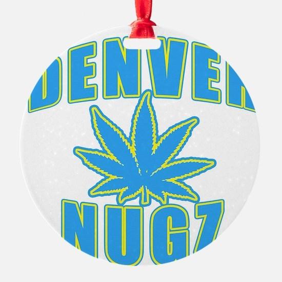 Denver Nugz Ornament