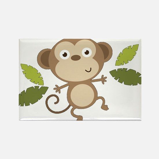 Baby Monkey Magnets