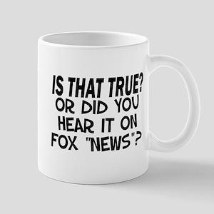 IS THAT TRUE? Mugs