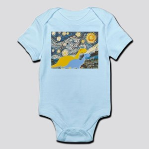 You are a Star Dinosaurs Body Suit