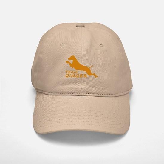 Baseball Baseball Cap - Team Ginger