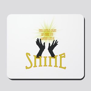 Shine Mousepad