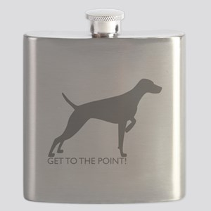 Hip Flask - The Point