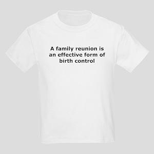 Birth Control Kids T-Shirt