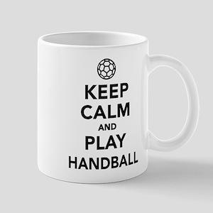 Keep calm and play Handball Mug