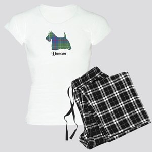 Terrier - Duncan Women's Light Pajamas