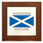 Tannochside Scotland Framed Tile