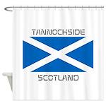 Tannochside Scotland Shower Curtain