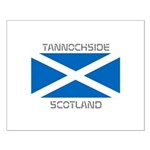 Tannochside Scotland Small Poster