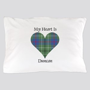 Heart - Duncan Pillow Case