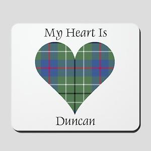 Heart - Duncan Mousepad