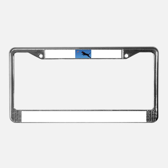 I can fly! License Plate Frame