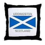 Uddingston Scotland Throw Pillow