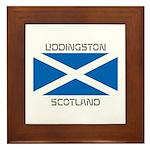 Uddingston Scotland Framed Tile