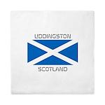Uddingston Scotland Queen Duvet